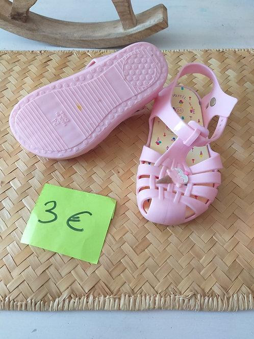 """Chaussure de plage """"DPAM"""" T24"""