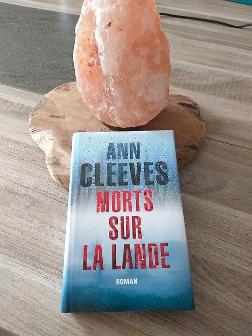 Morts sur la lande de Ann Cleeves