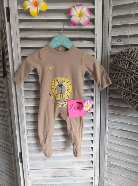 Pyjama 1 mois Kiabi