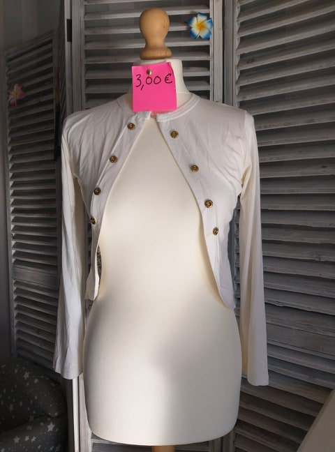 Gilet Femme Taille 38