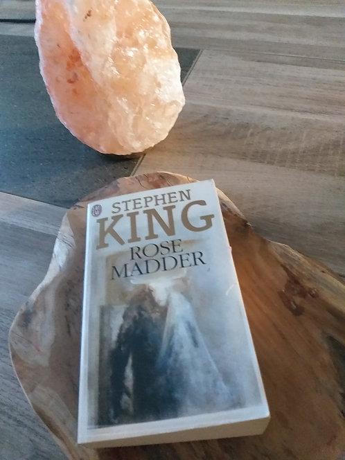Rose Madder de Stephen King
