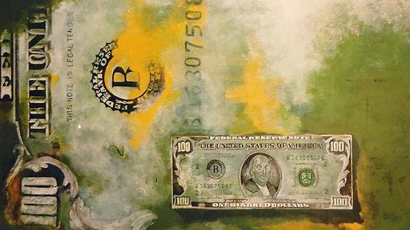 Dollarbild Franklin
