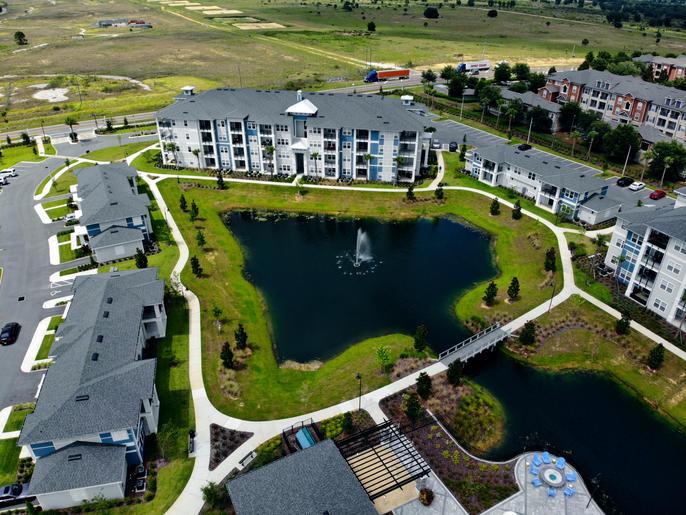 Aerial Photos In Orlando