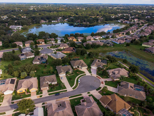 Drone Photos By Jet Media Productions With Lakes