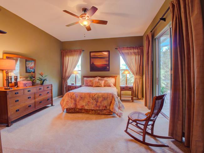 Master Bedroom Real Estate Photograpers In Windermere
