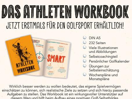 HGU-Workbook Golf jetzt erhältlich!!!