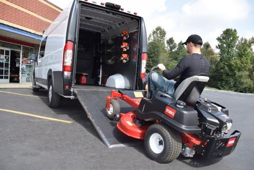 loading mower carolina show.jpg