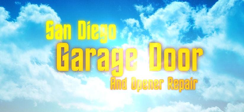 Garage Door Service San Diego Logo