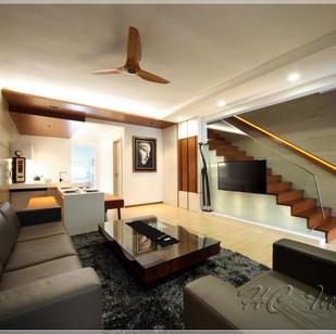 Inter Terrace @ Jln Setia Indah