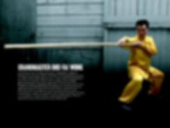 Grandmaster Doc Fai Wong
