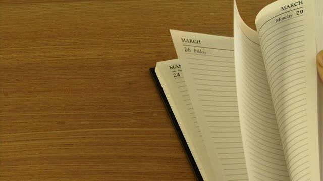 frenetic schedule