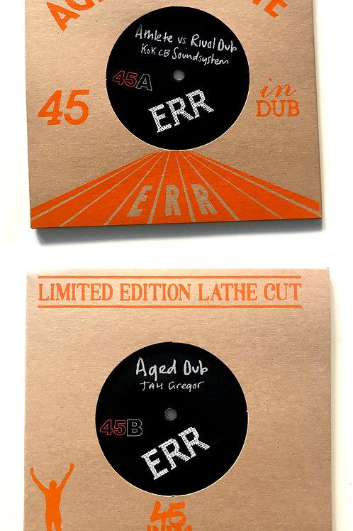 "Aging Athlete - Vinyl 7"""
