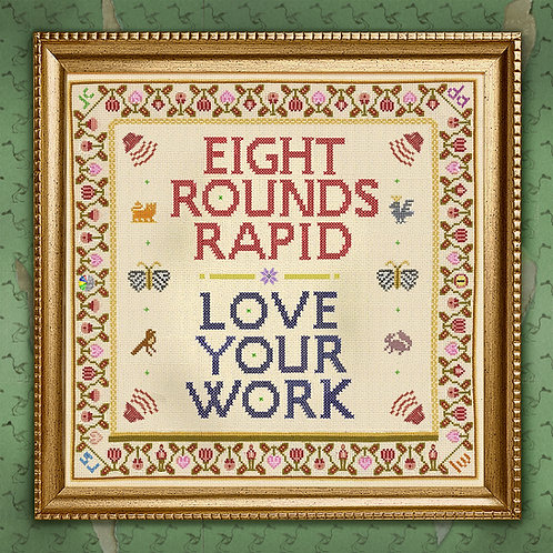 Love Your Work - CD