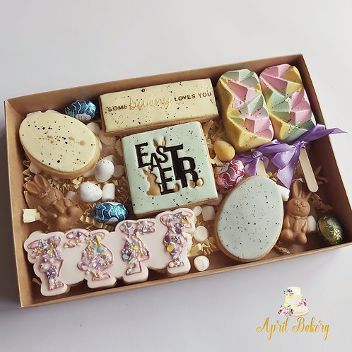 Easter Lollipop Treat Box