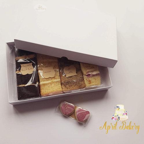 Cake Selection Gift Box