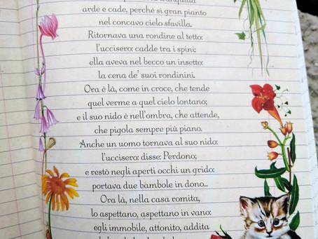 10 agosto, la notte di San Lorenzo, la famosa poesia di Giovanni Pascoli