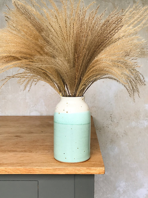 Calm Waters Bottle Vase