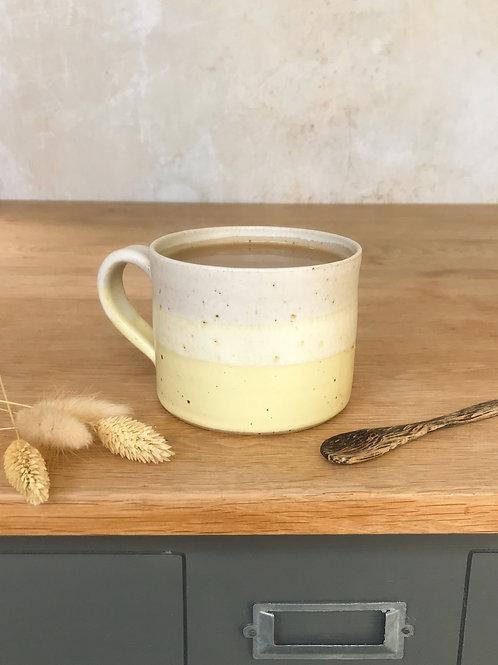 Golden Sand Mug