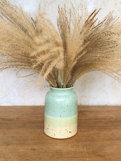 Speckled Beach Bottle Vase
