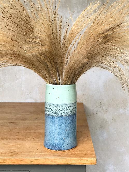 Ocean Spray Straight Vase