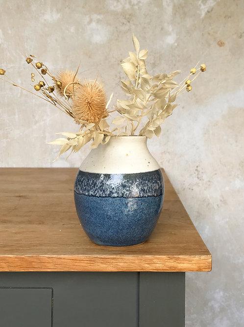 Sea Foam II Bud Vase