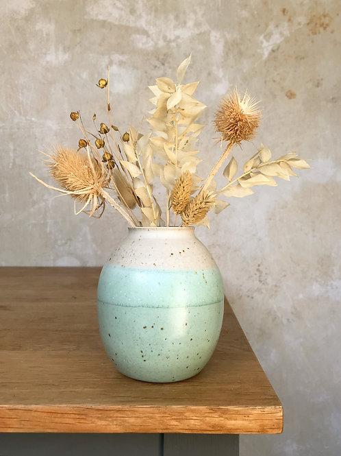 Calm Waters Bud Vase