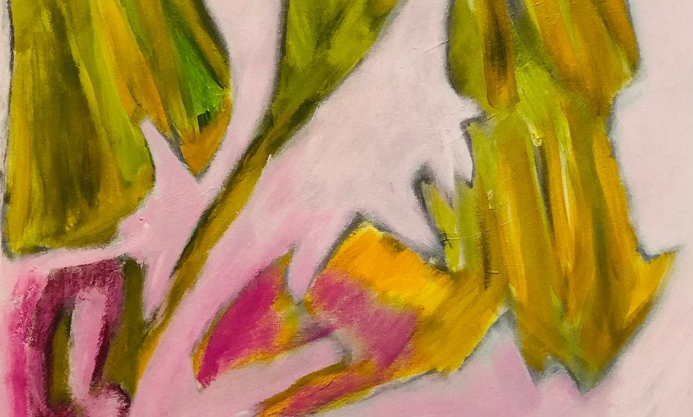 Hommage an M. Lassnig