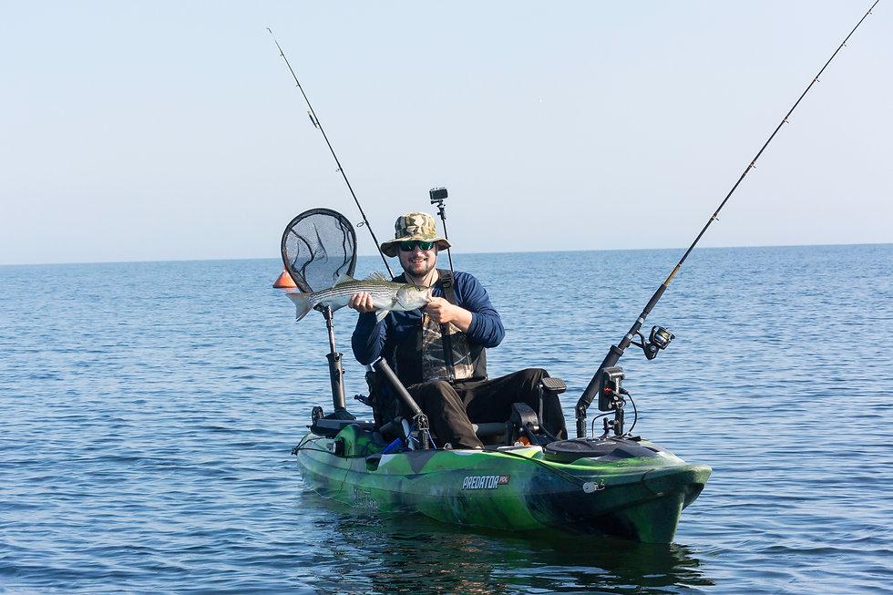 Fishing Tournament | New Brunswick | Catch n Kayak
