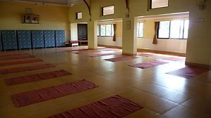 Yoga Class in Marine Drive