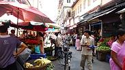 Vegetable Market in Mumbai