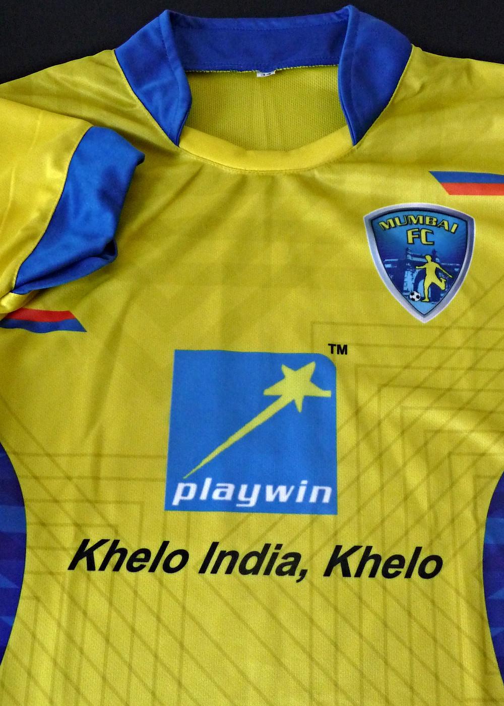 Mumbai FC Jersey