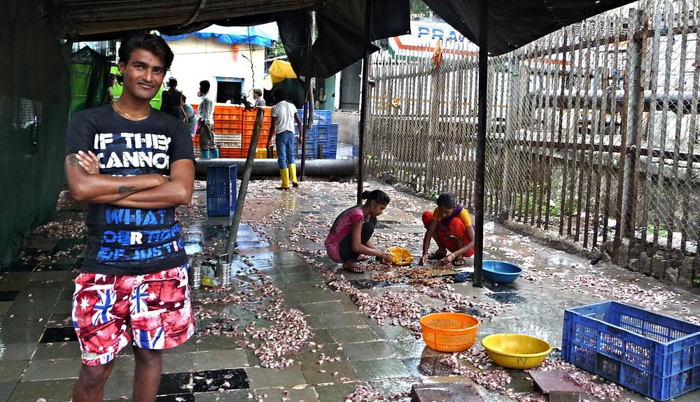 Mumbai Koli folks