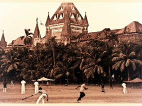 Oval Maidan 〜 Bombay's Another World Heritage