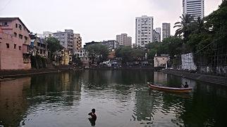 Banganga Tank Mumbai
