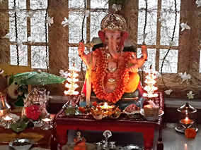 Ganesh Chaturthi ~ Hurry Up for 11 Days' Enthusiasm in Mumbai !