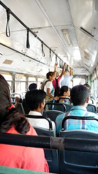 in Mumbai bus