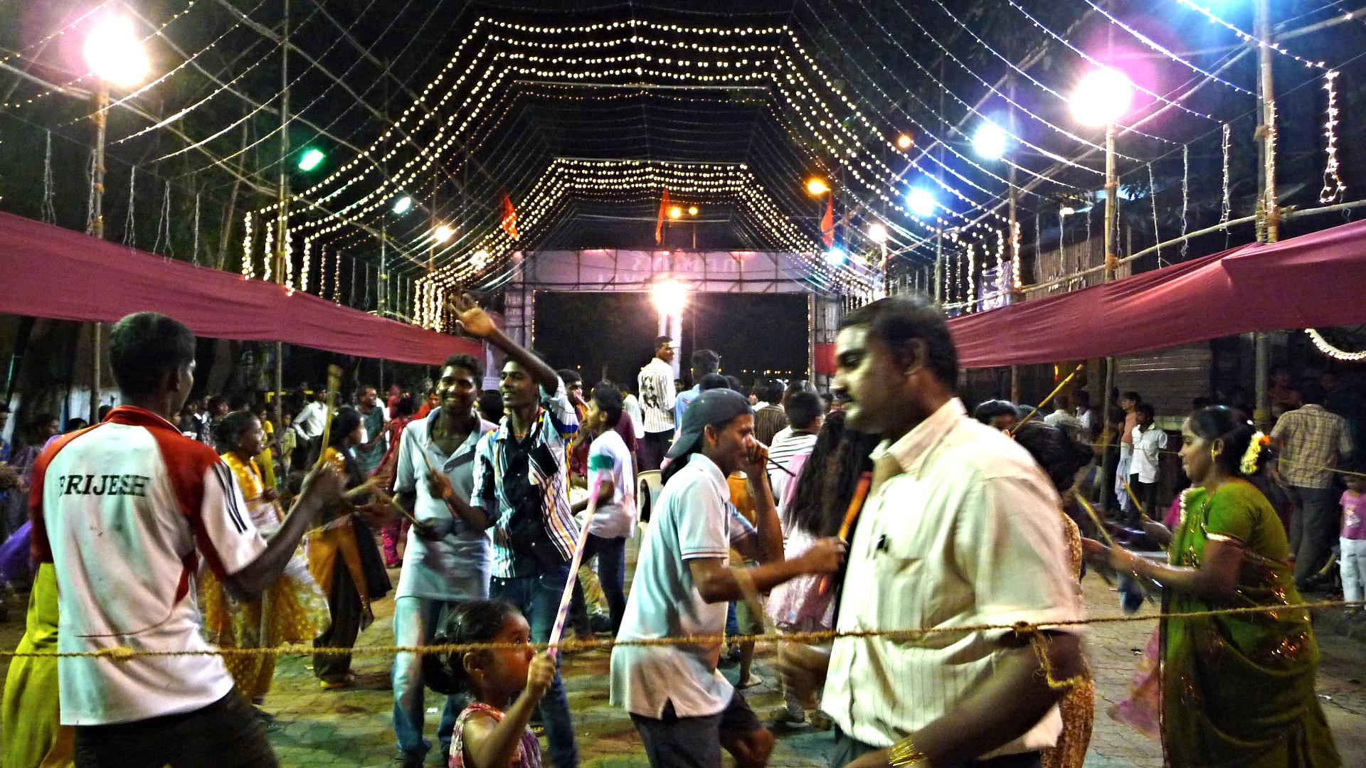 Dandiya 2012