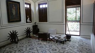Mahatoma Gandhi's room