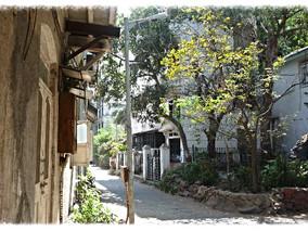 Promnade in Portuguese Quarter 2 〜 Ranwar Village