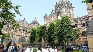 CST Mumbai Railway station