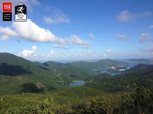 從渣旬山遠望大潭 View of Tai Tam from Jardine's Lookout