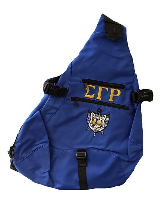 Sigma Gamma Rho Shoulder Bag