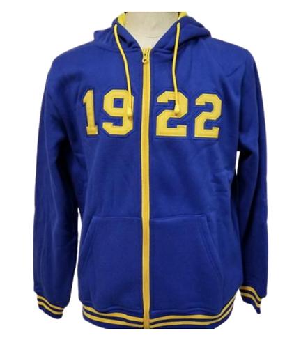Sigma Gamma Rho 1922 Zip Hoodie