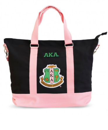 Alpha Kappa AlphaCanvas Bag