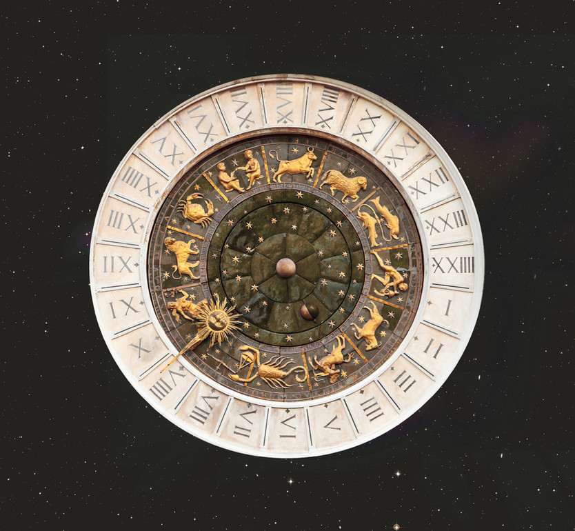 #25      SIGNS FOR THE TIMES- THE ZODIAC            (Part II of My Thoughts on the End Times)
