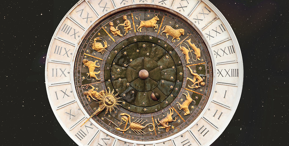 Astrological Wheel reading
