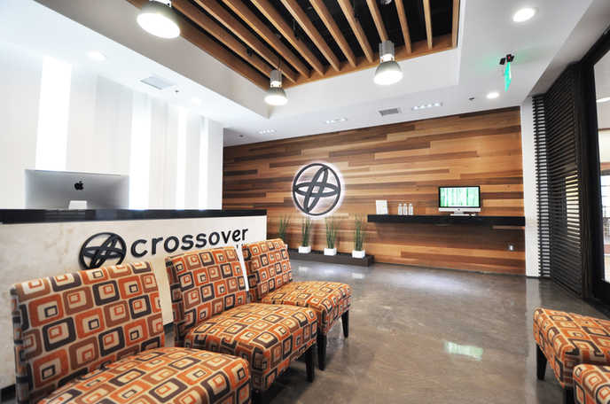 Crossover Office Lobby