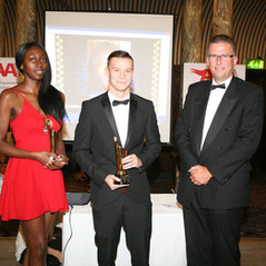 Simon Cole presenting awards to nominees - Copy.jpg