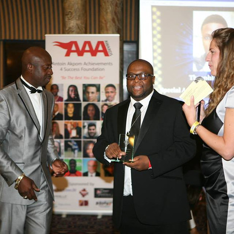 AAA 4 Success Award being presented - Copy - Copy.jpg