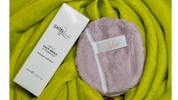 SP Makeup Remover w/ Reusable cloth